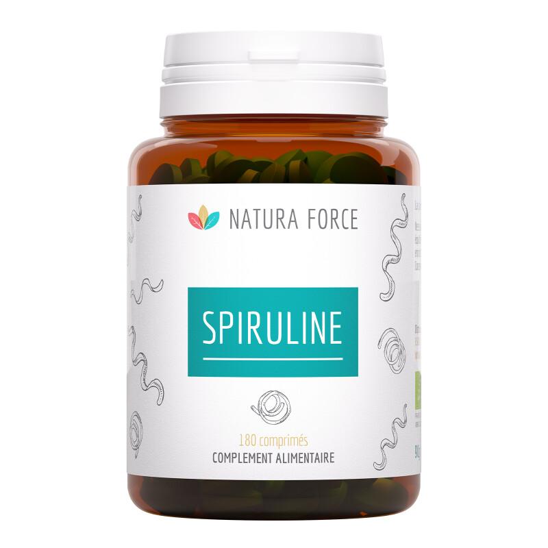 Cure Spiruline : Bon de réduction - Pilules - Bienfaits | Pourquoi faire une cure ?